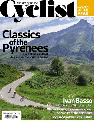 Cyclist issue December 2015