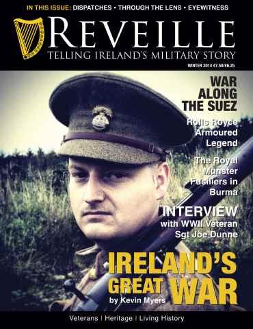 Ireland's Military Story issue Reveille- Irelands Military story- Winter 2014