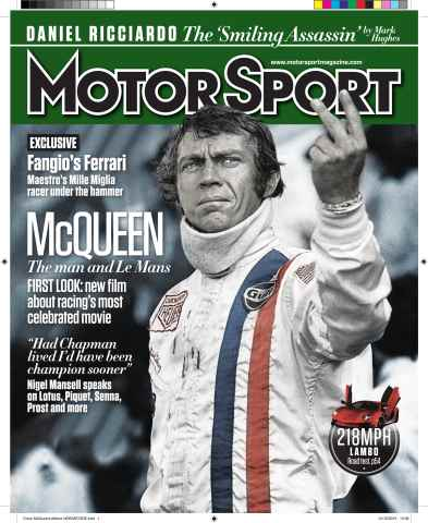 Motor Sport Magazine issue December 2015