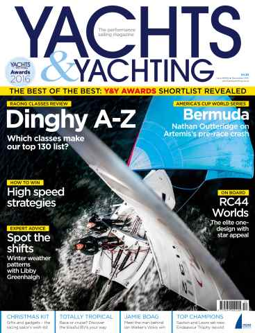 Yachts & Yachting issue December 2015