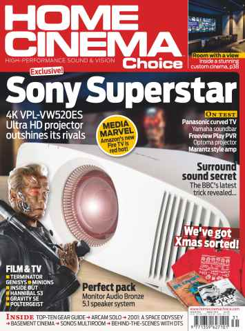 Home Cinema Choice issue Special 2015