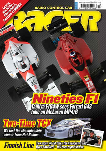 Radio Control Car Racer issue Nov 2011