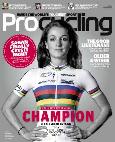 Procycling issue December 2015