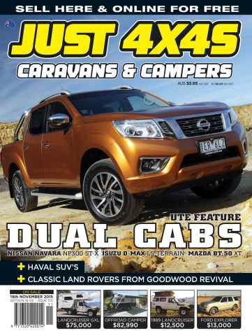 JUST 4X4S issue 16-005