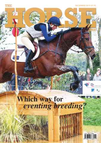 The Horse Magazine issue December 2015