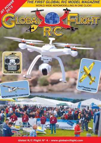 GLOBAL RC FLIGHT issue Global RC Flight n.5