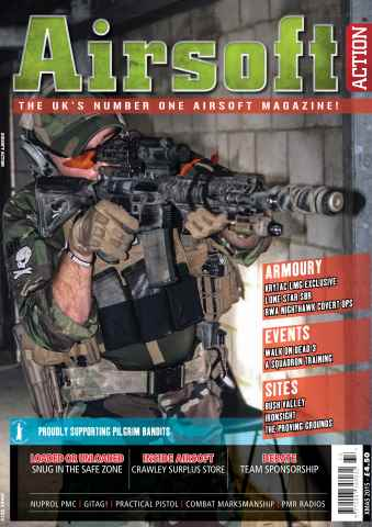 Airsoft Action issue Xmas 2015