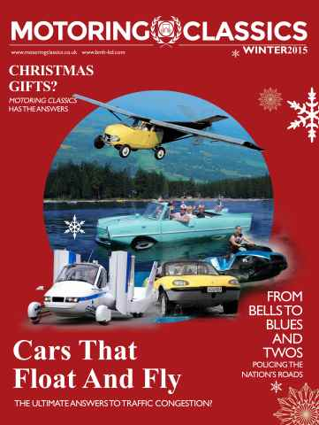 Motoring Classics issue MC24w - Winter 2015