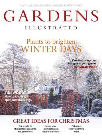 Gardens Illustrated issue December 2015