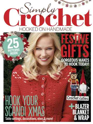 Simply Crochet issue Issue 38