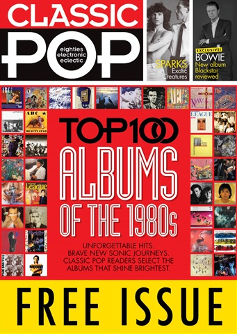 Classic Pop issue Dec 2015/Jan 2016