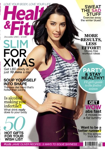 Health & Fitness issue December  2015