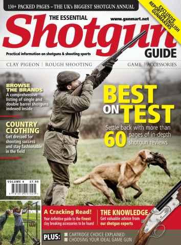 Shooting Sports issue Essential Shotgun