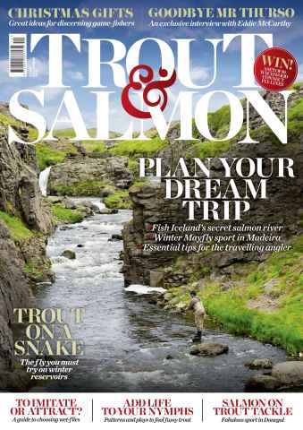 Trout & Salmon issue December 2015