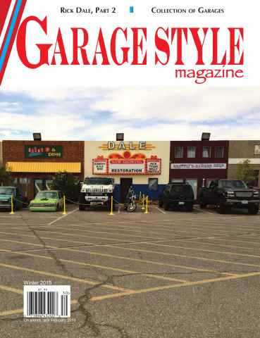 Garage Style issue GSM Issue 31