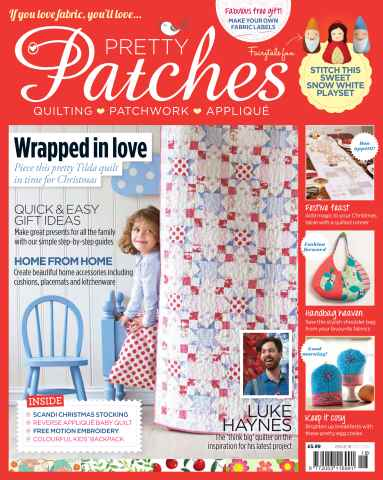 Pretty Patches Magazine issue Issue 18