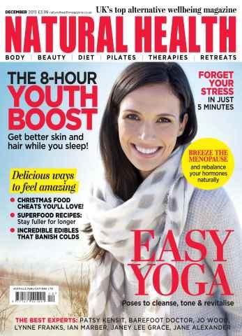 Natural Health issue Dec-15