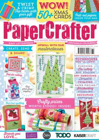 PaperCrafter issue Issue 89