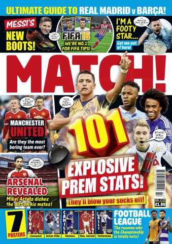 Match issue 17th November 2015