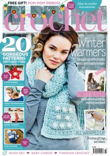 Inside Crochet issue Issue 72