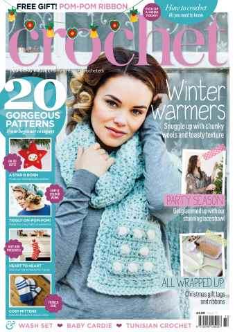 Inside Crochet issue Issue 72