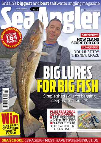 Sea Angler issue Issue 525