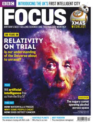 Focus - Science & Technology issue December 2015