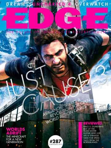 Edge issue Xmas 2015
