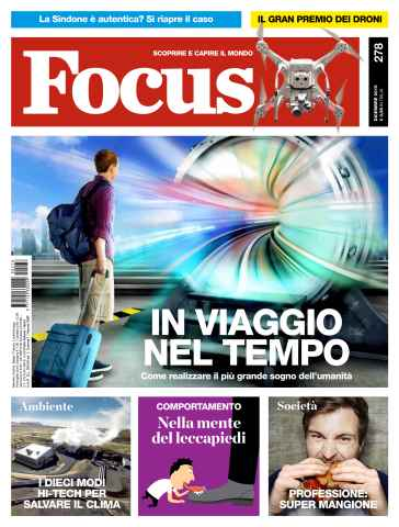 FOCUS issue 278 - Dicembre 2015
