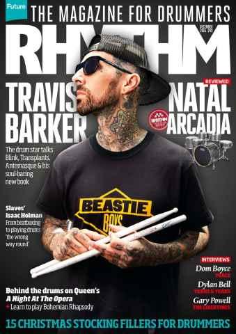 Rhythm issue December 2015