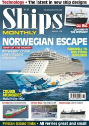 Ships Monthly issue No. 613 Norwegian Escape