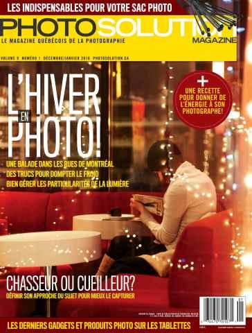 Photo Solution issue Photo Solution Décembre/Janvier 2016