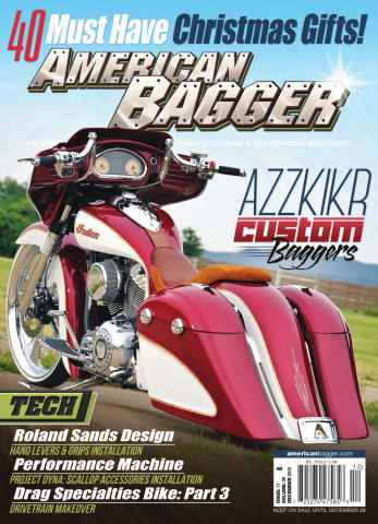 American Bagger issue December 2015