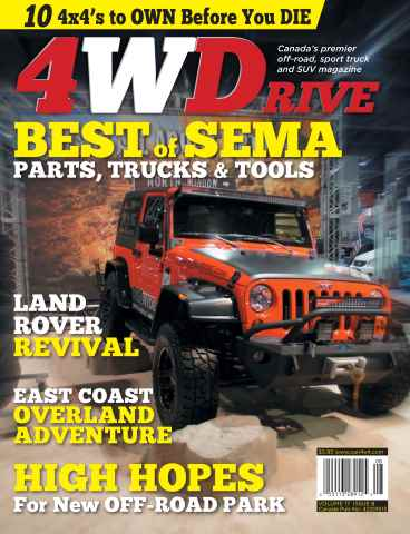 Four Wheel Drive issue Vol 17 Issue 8