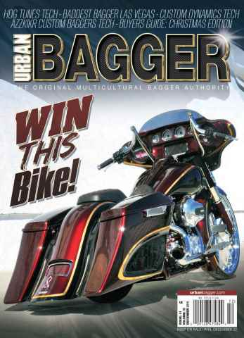 Urban Bagger issue December 2015