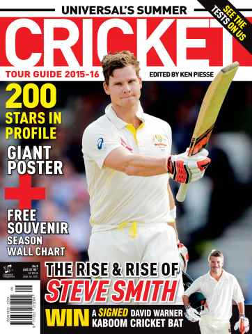Cricket Summer Guide issue Summer Guide 15-16