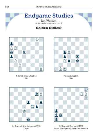 British Chess Magazine Preview 4