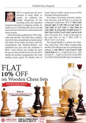 British Chess Magazine Preview 5