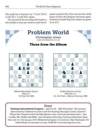 British Chess Magazine Preview 6