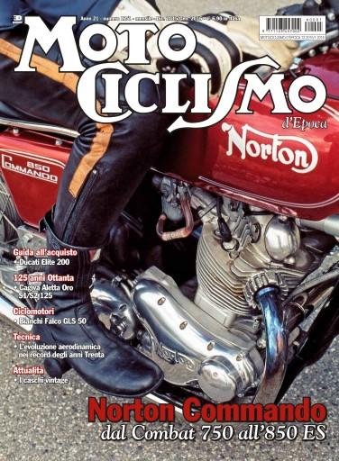 Motociclismo d'Epoca issue Motociclismo d'Epoca 12.15-1.16