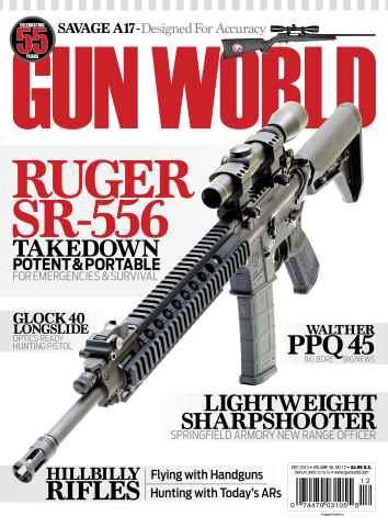 Gun World issue December 2015