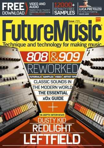 Future Music issue December 2015