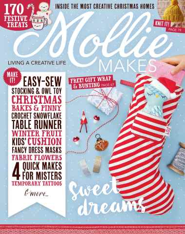 Mollie Makes issue Issue 60