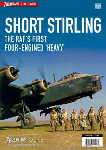 Aeroplane Icons issue Short Stirling