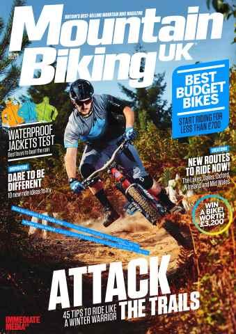 Mountain Biking UK issue December 2015