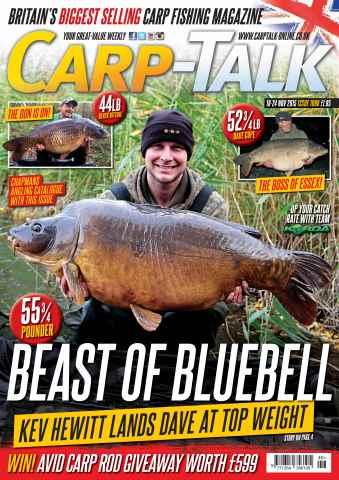 Carp-Talk issue 1098