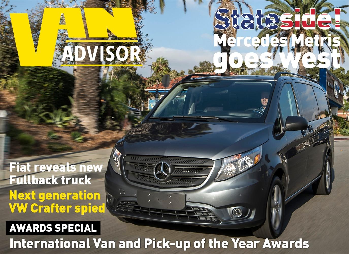 Van Advisor issue Issue 13