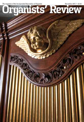 Organists' Review issue December 2015