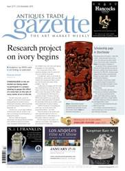 Antiques Trade Gazette issue 2217