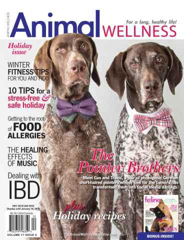 Animal Wellness issue Dec/Jan 2015